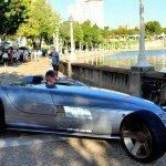 VSR Roadster driven by Wayne Cherry