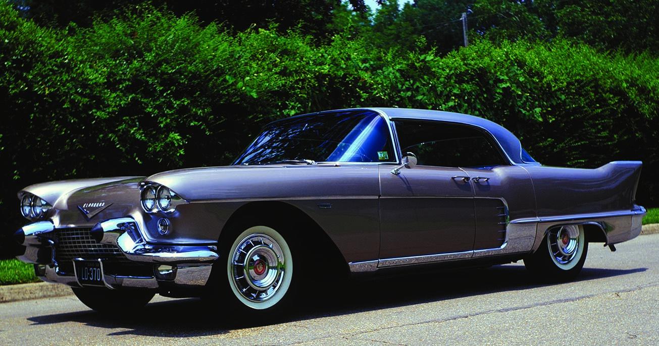 1957-58 Cadillac Eldorado