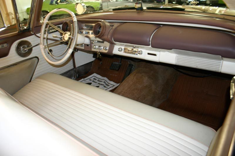 1957 Mercury Turnpike Cruiser Hardtop Interior
