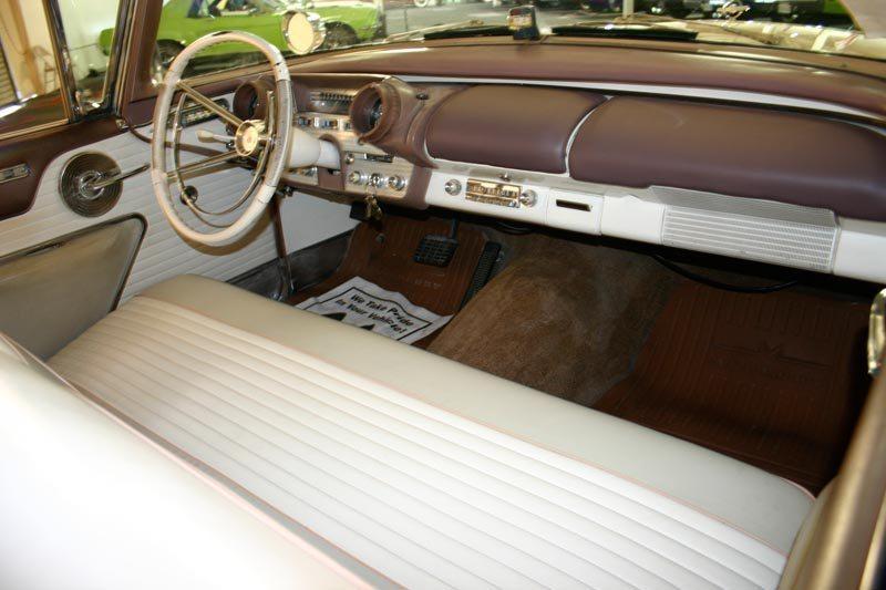 1957 Mercury Turnpike Cruiser Hardtop Interior