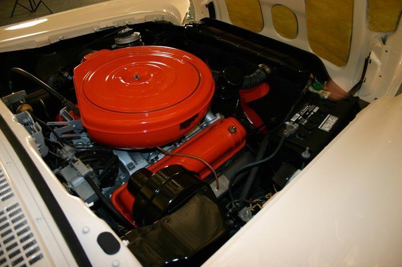 1957 Mercury Turnpike Cruiser Hardtop V8 Engine