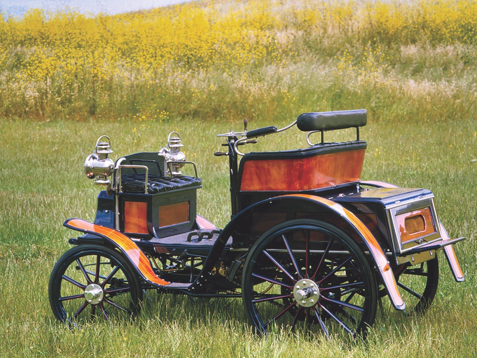 1898 Benz Ideal