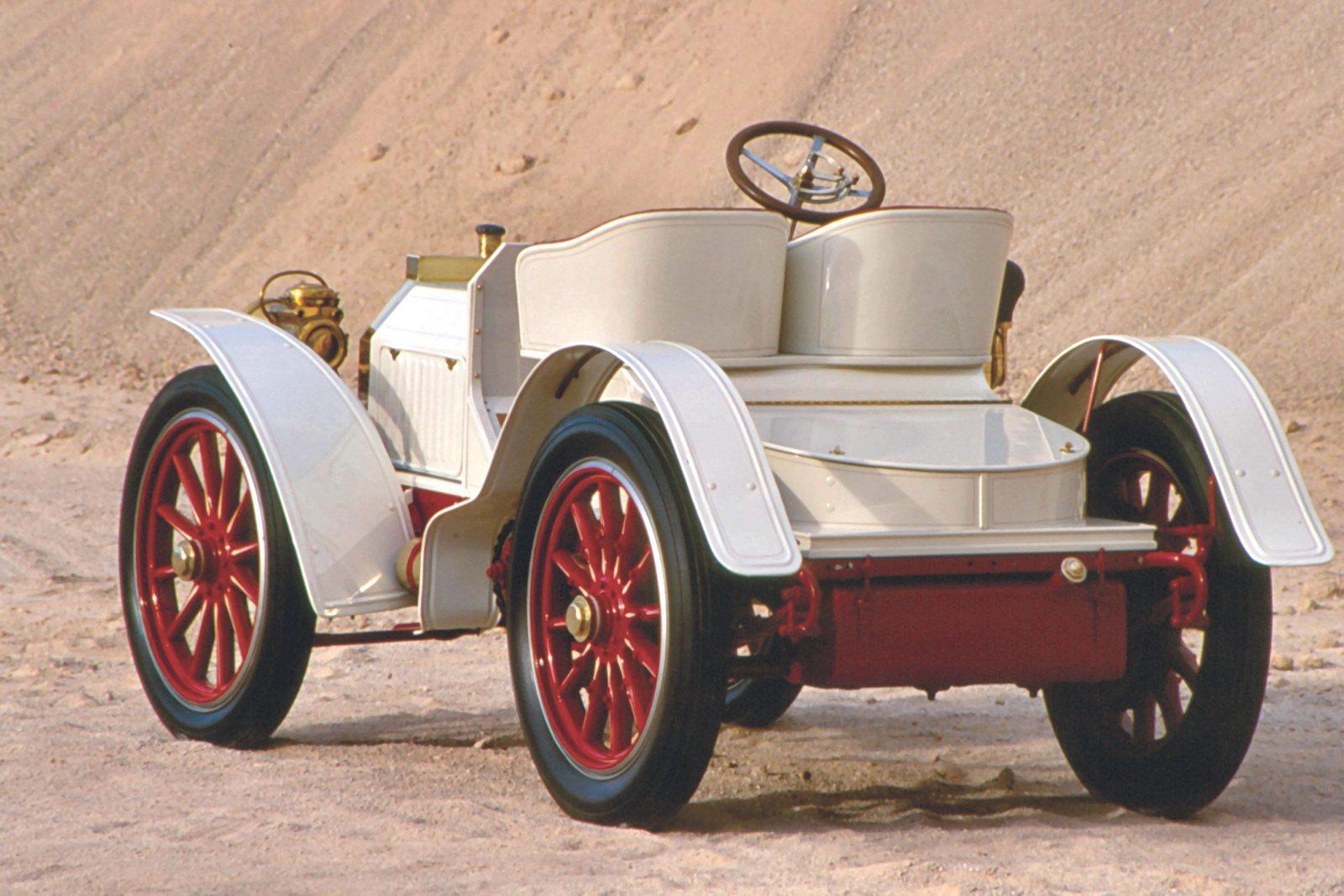 1902 Mercedes
