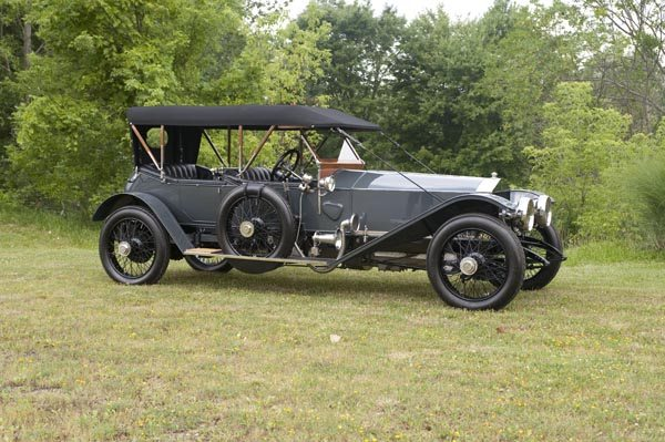 1912 Rolls Royce Silver Ghost 40/50 HP Side View