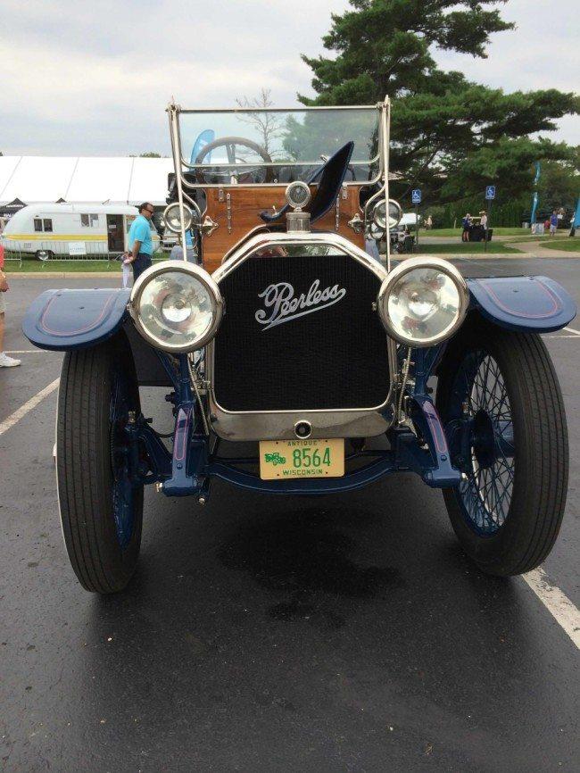 1913 Peerless 2 front