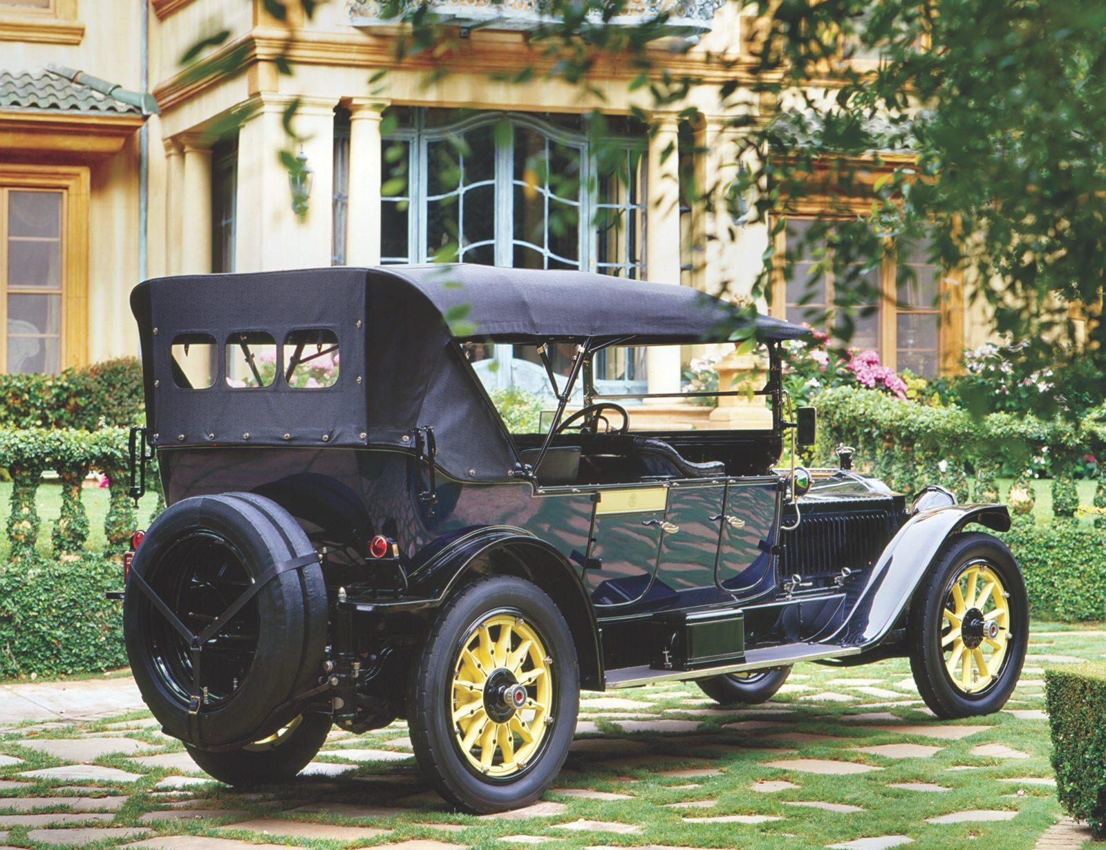 1915 Packard Model 5-48