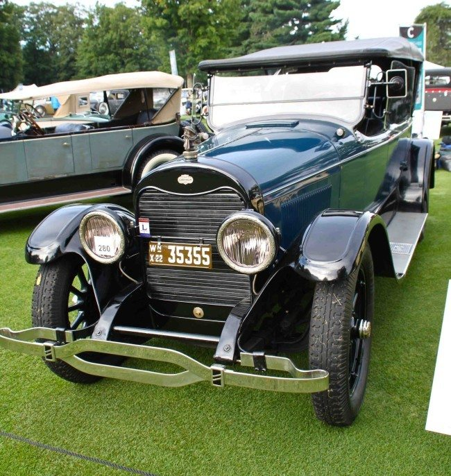 1922 Lincoln Type 112 Sport Phaeton pic