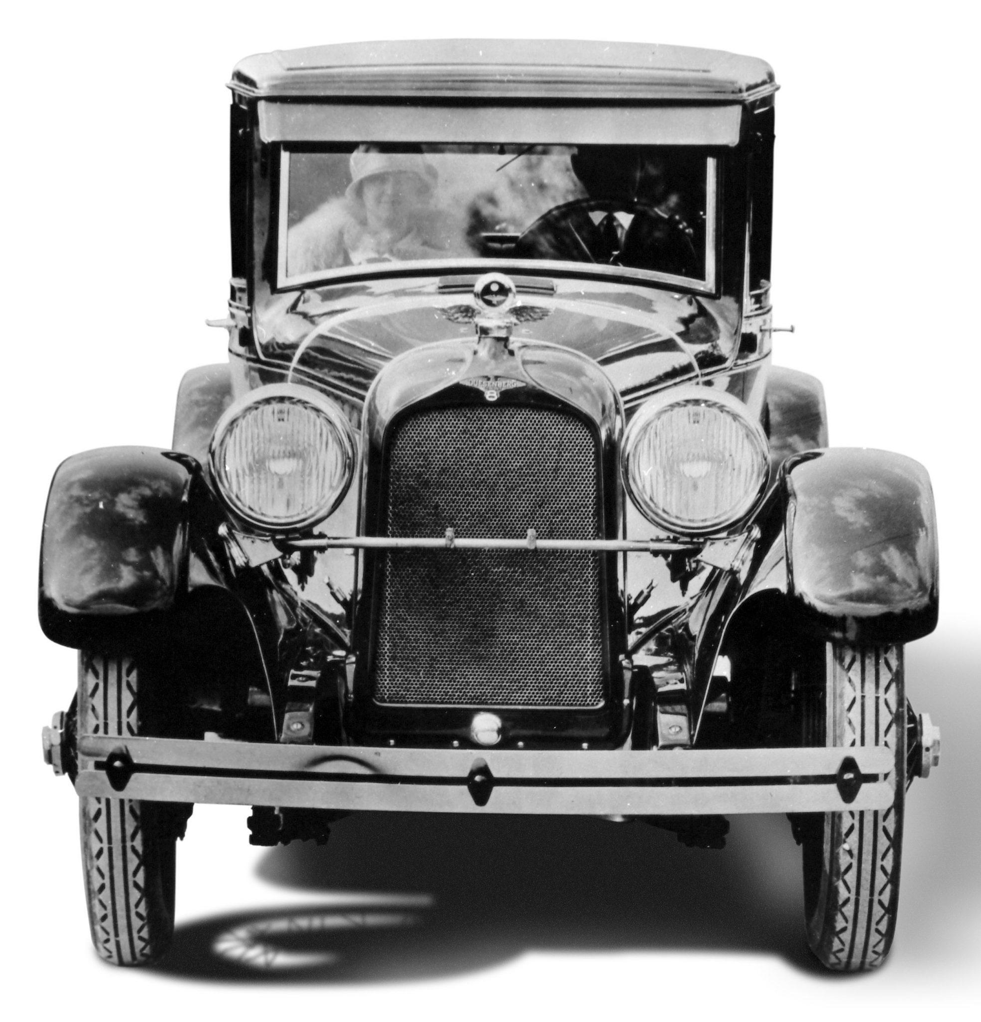 1926 Duesenberg Model A Sedan