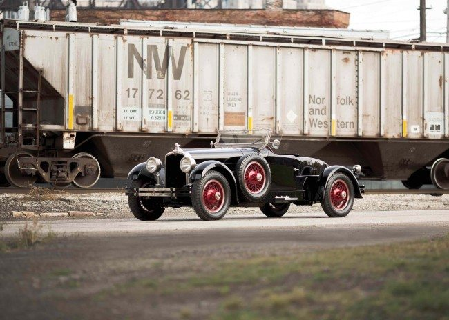 1927 Stutz Black Hawk Amelia