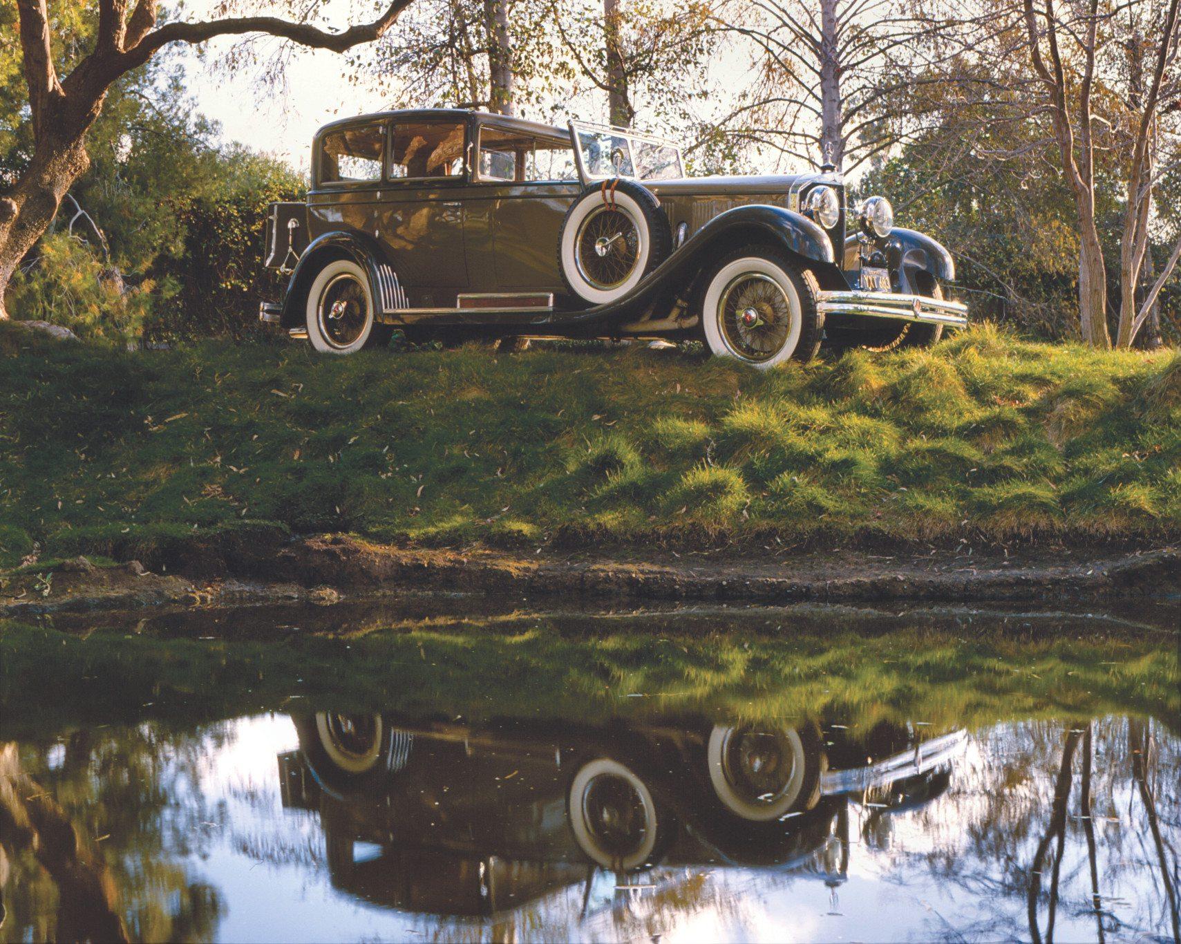 1928 Mercedes-Benz Model K Castagna Town Car
