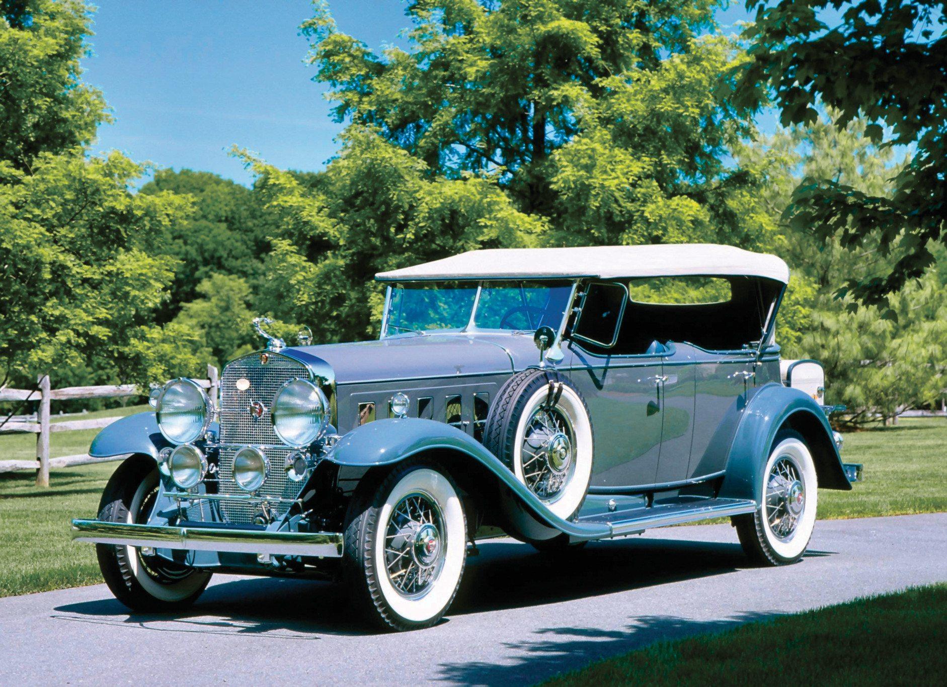 1930 Cadillac Sport Phaeton