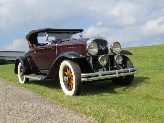 1931 Buick pic 1