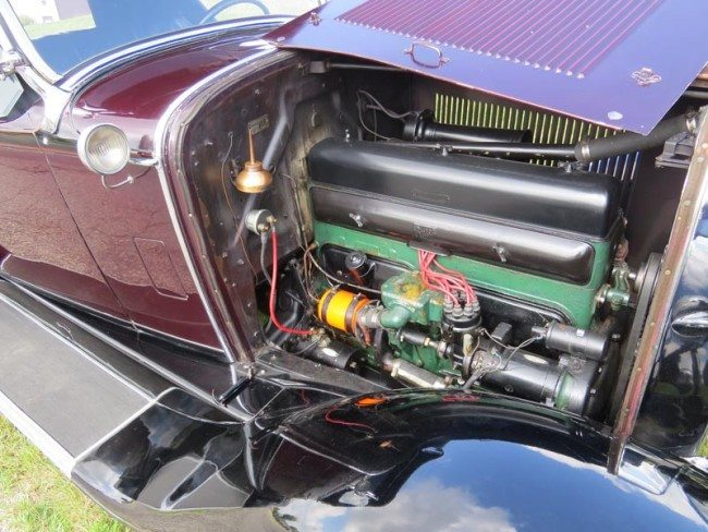 1931 Buick pic 2 engine