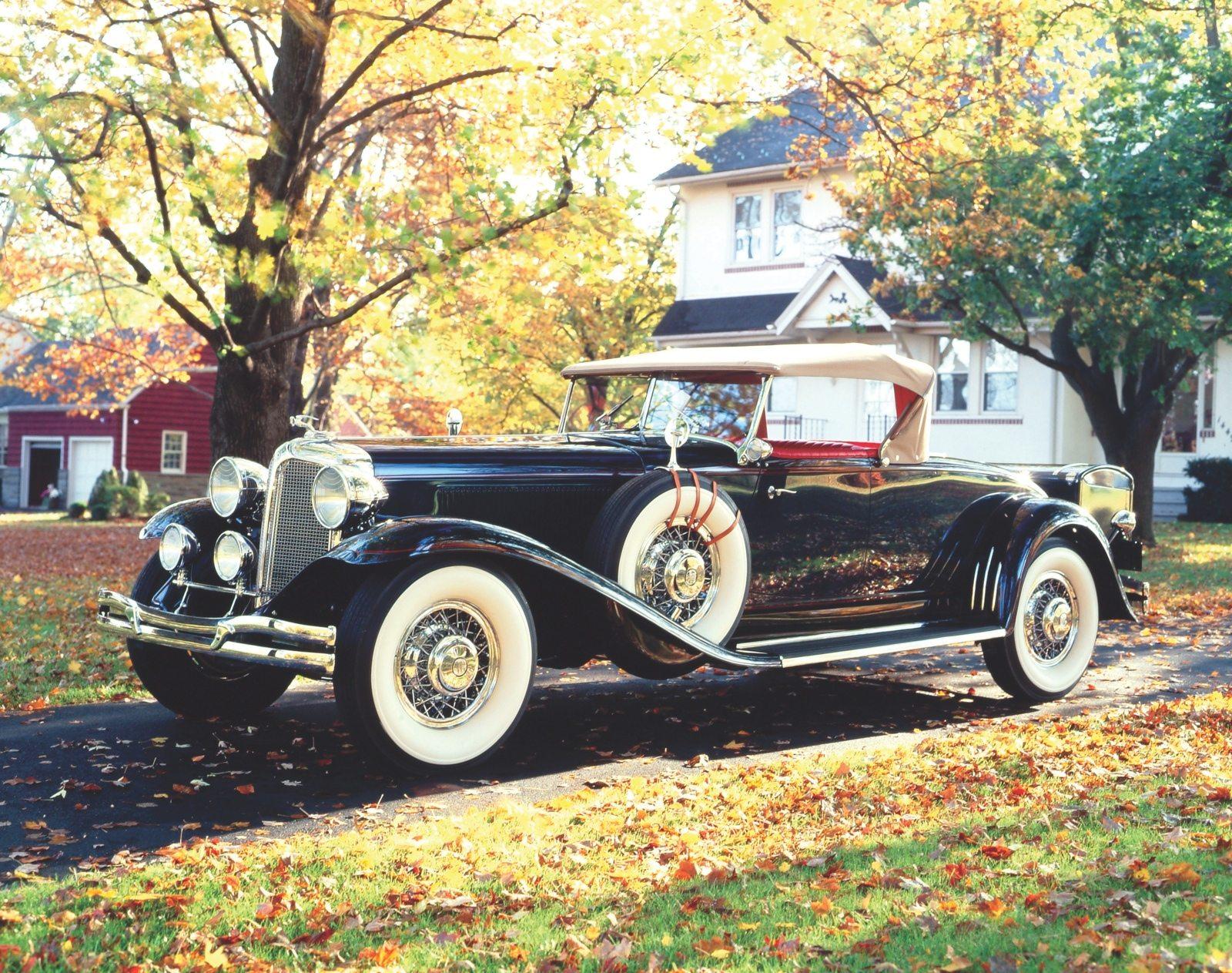 1931 Chrysler CG Imperial 8 Roadster