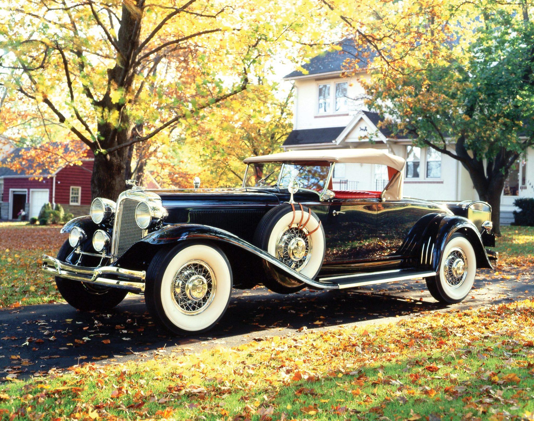 1931 Chrysler CG