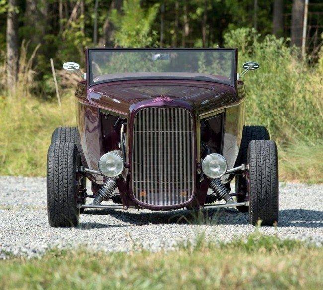 1932 Ford Custom 1 front