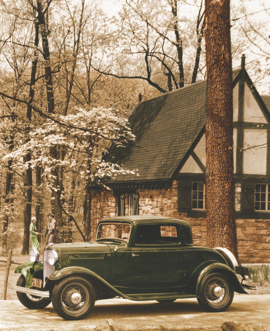 The 1932 Ford Heacock Classic Insurance