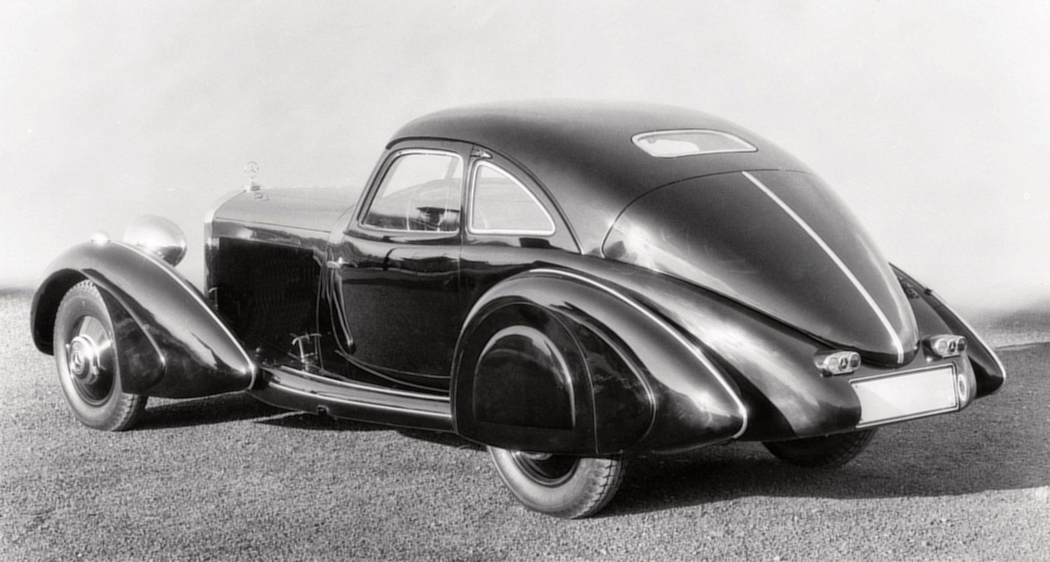 1934 Mercedes-Benz 500K Autobahn Kurier