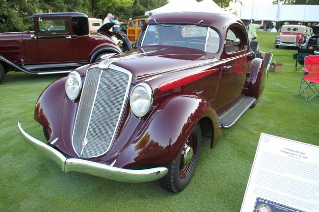 1935 Hupmobile Aero 1