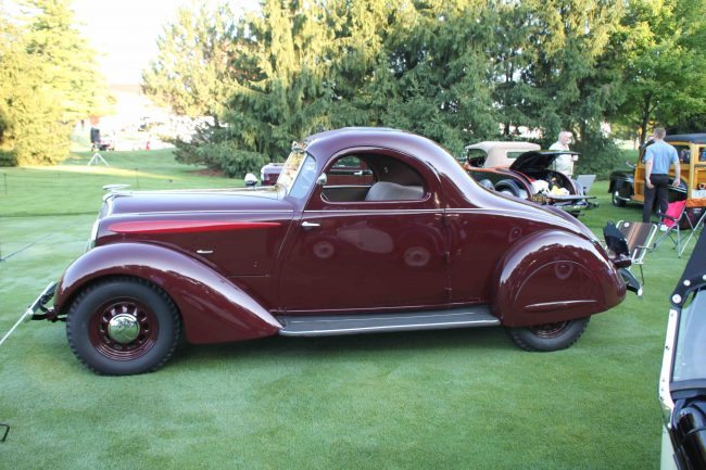 1935 Hupmobile Aero 2 side