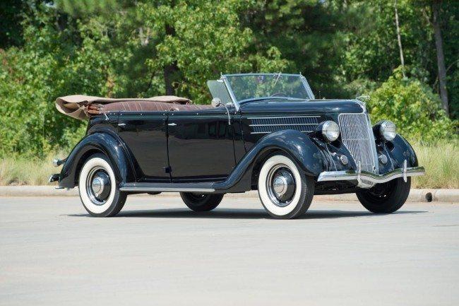 1936 Ford Phaeton 1