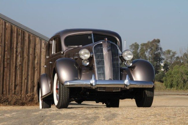 1936 Graham Supercharged Business Coupe pic 4