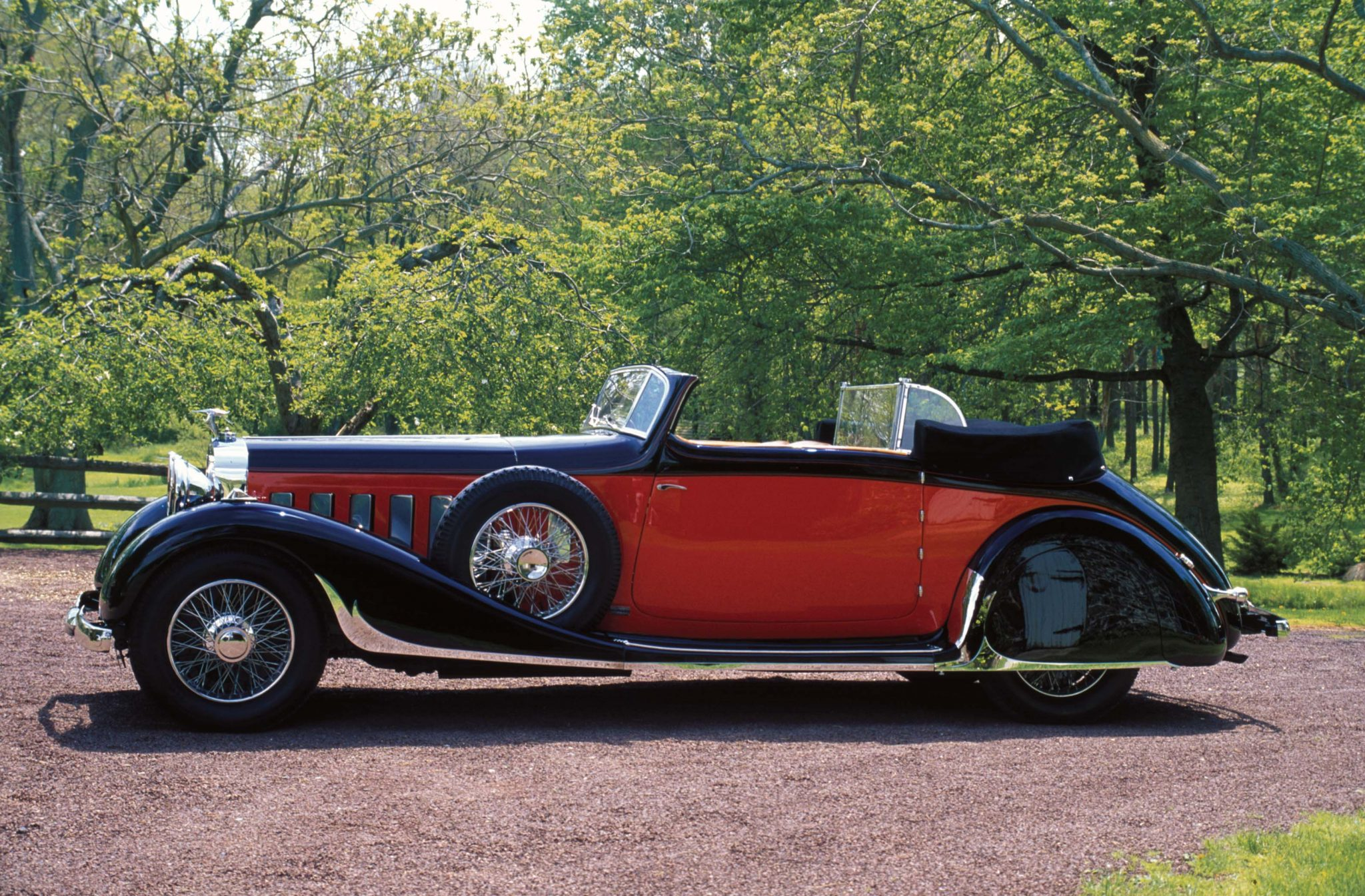 Hispano Suiza Introduced The 200 Horse J12 Model In 1931 This Was