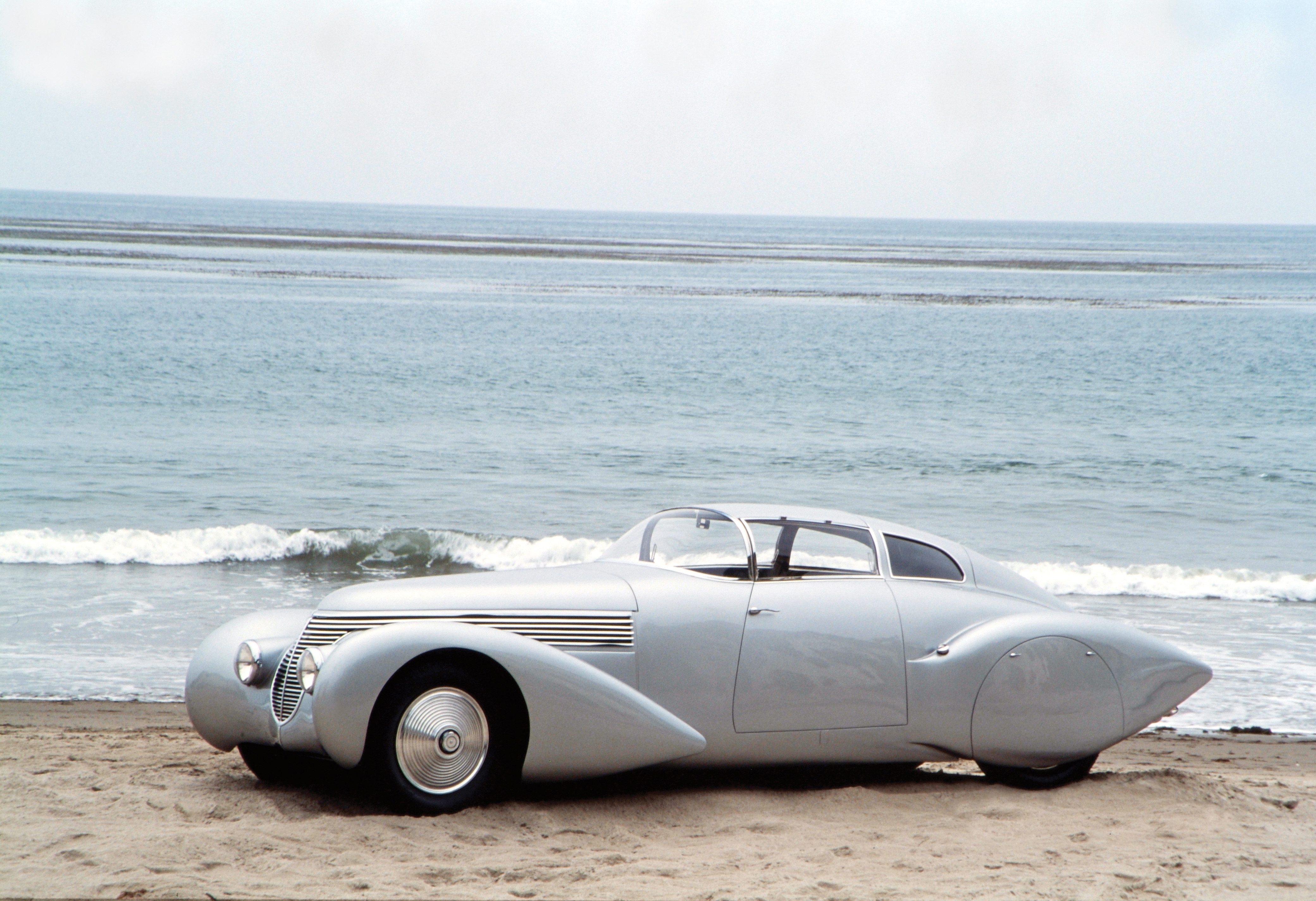 1938 Dubonnet Xenia Coupe