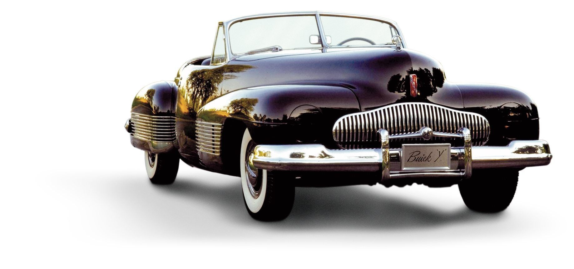 1938 Y-Job Harley Earl GM Archive
