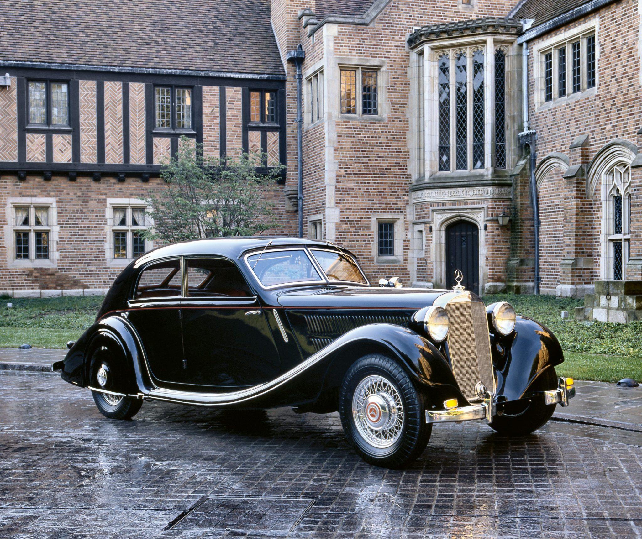 1939 Mecedes-Benz 320