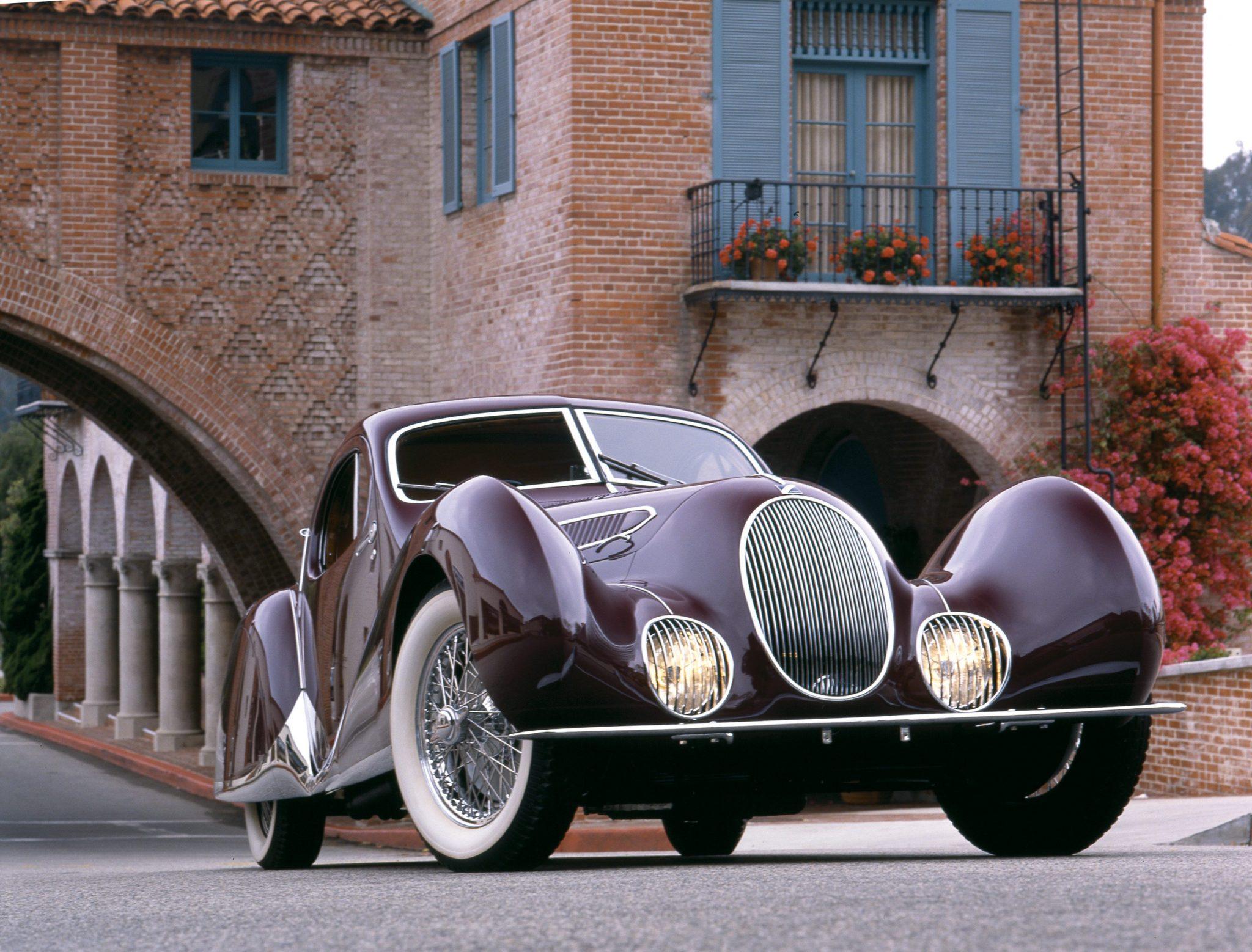 1939 Talbot-Lago T150SS Lago Special