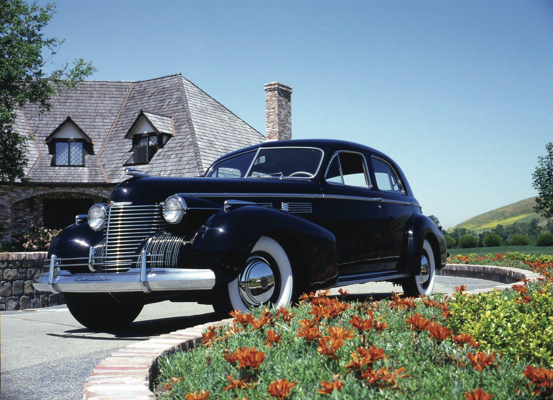 1940 Cadillac Series 62 Sedan