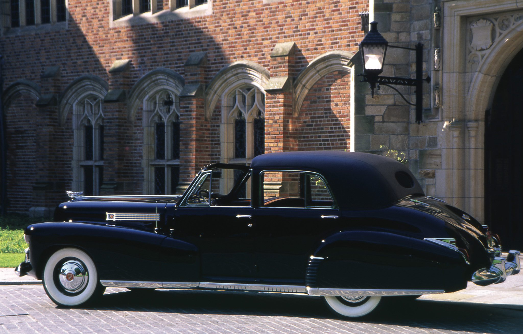 Classic Cars Of The Pre War Era Heacock Insurance 1941 Lincoln Town Car Cadillac Derham Bodied Sixty Special