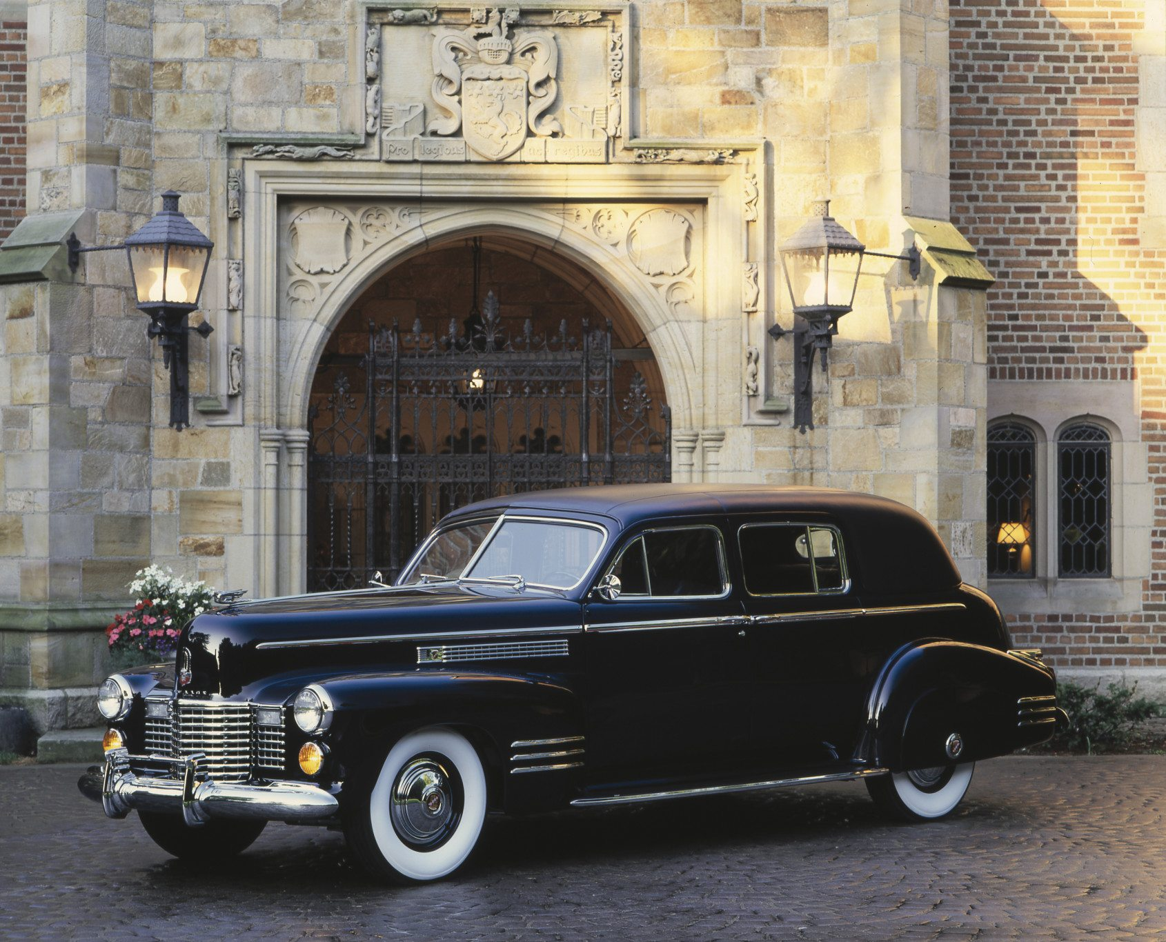1941 Cadillac Fleetwood Series 75 Limousine model 33F