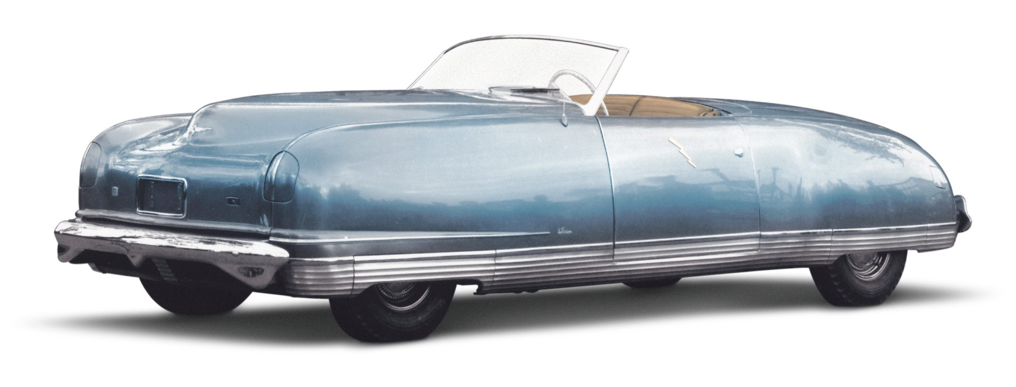 1941 Chrysler Thunderbolt Hardtop Convertible