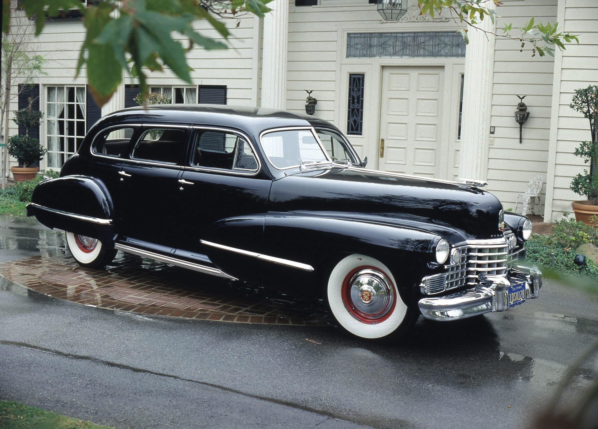 1942 Cadillac Series 67 Limousine