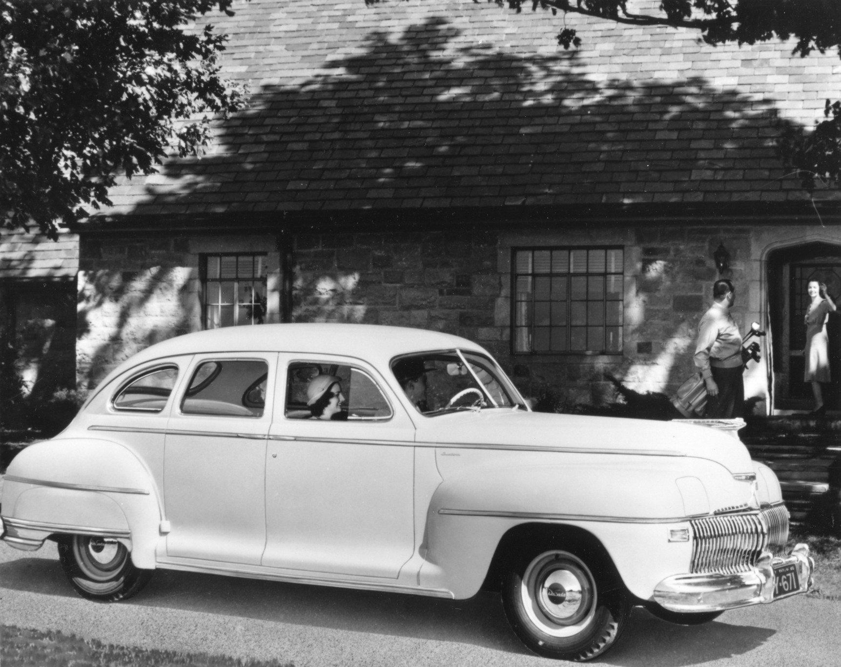 1942 Chrysler DeSoto