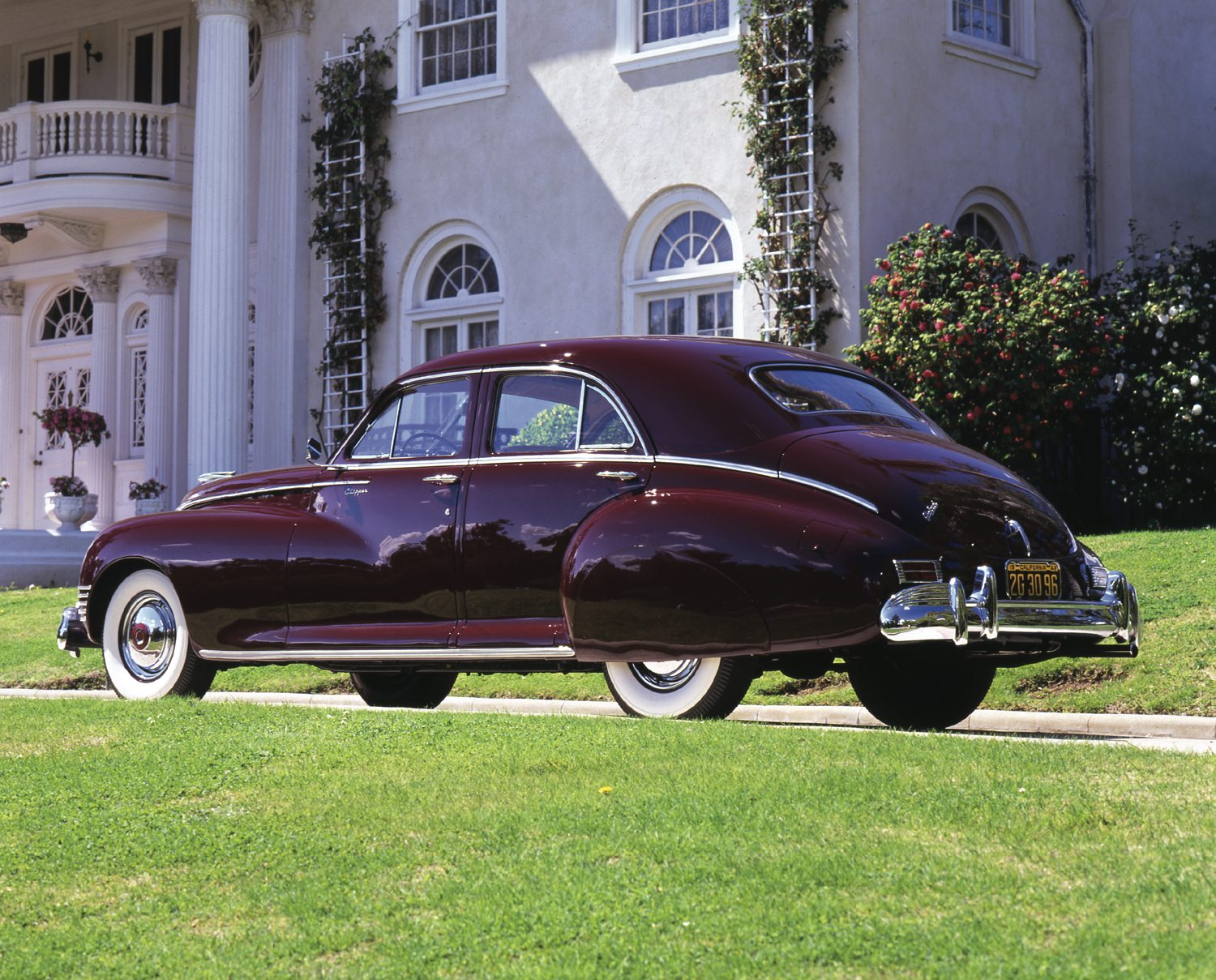 1942 Packard Clipper Rear