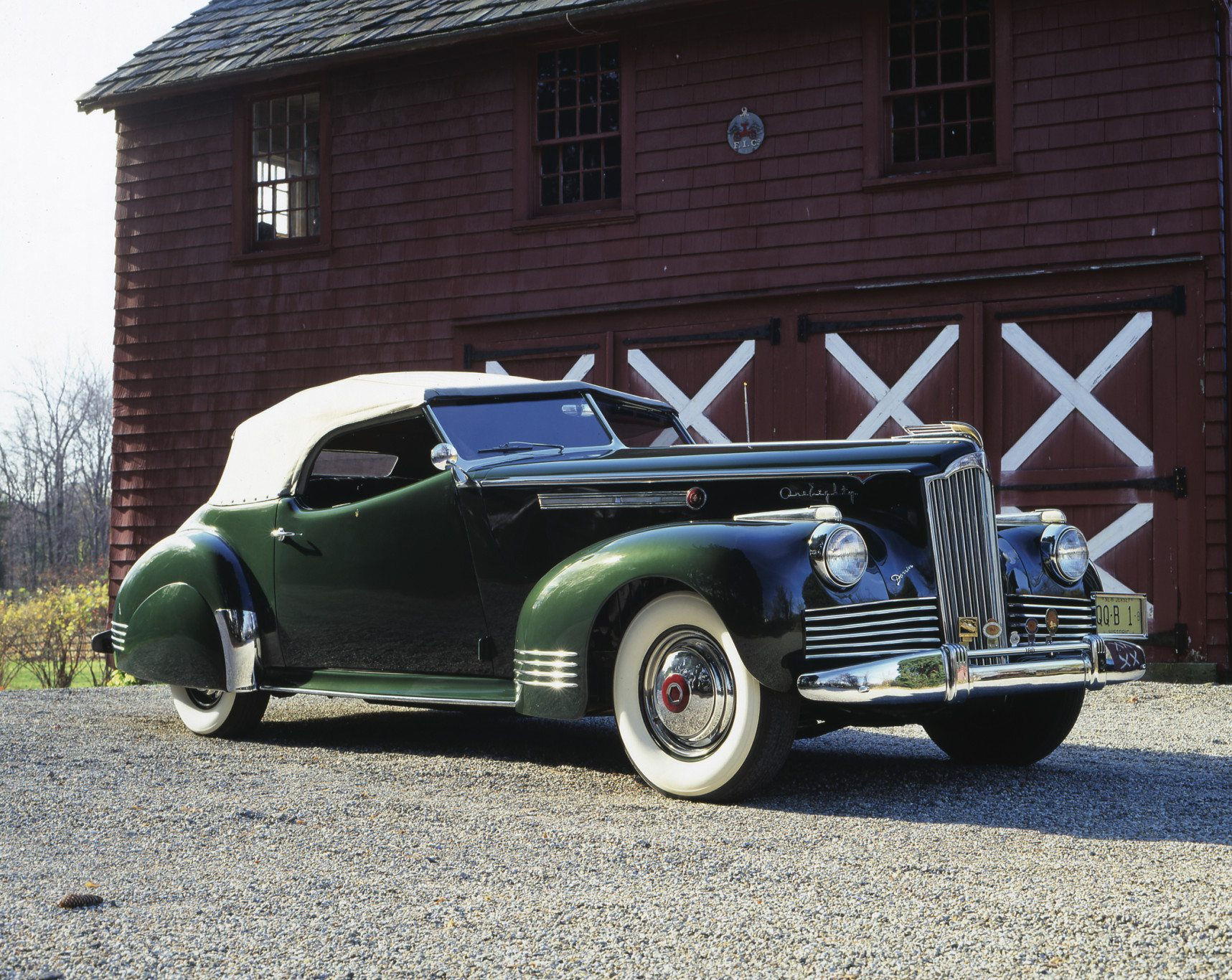 1942 Packard Clipper Six Convertible