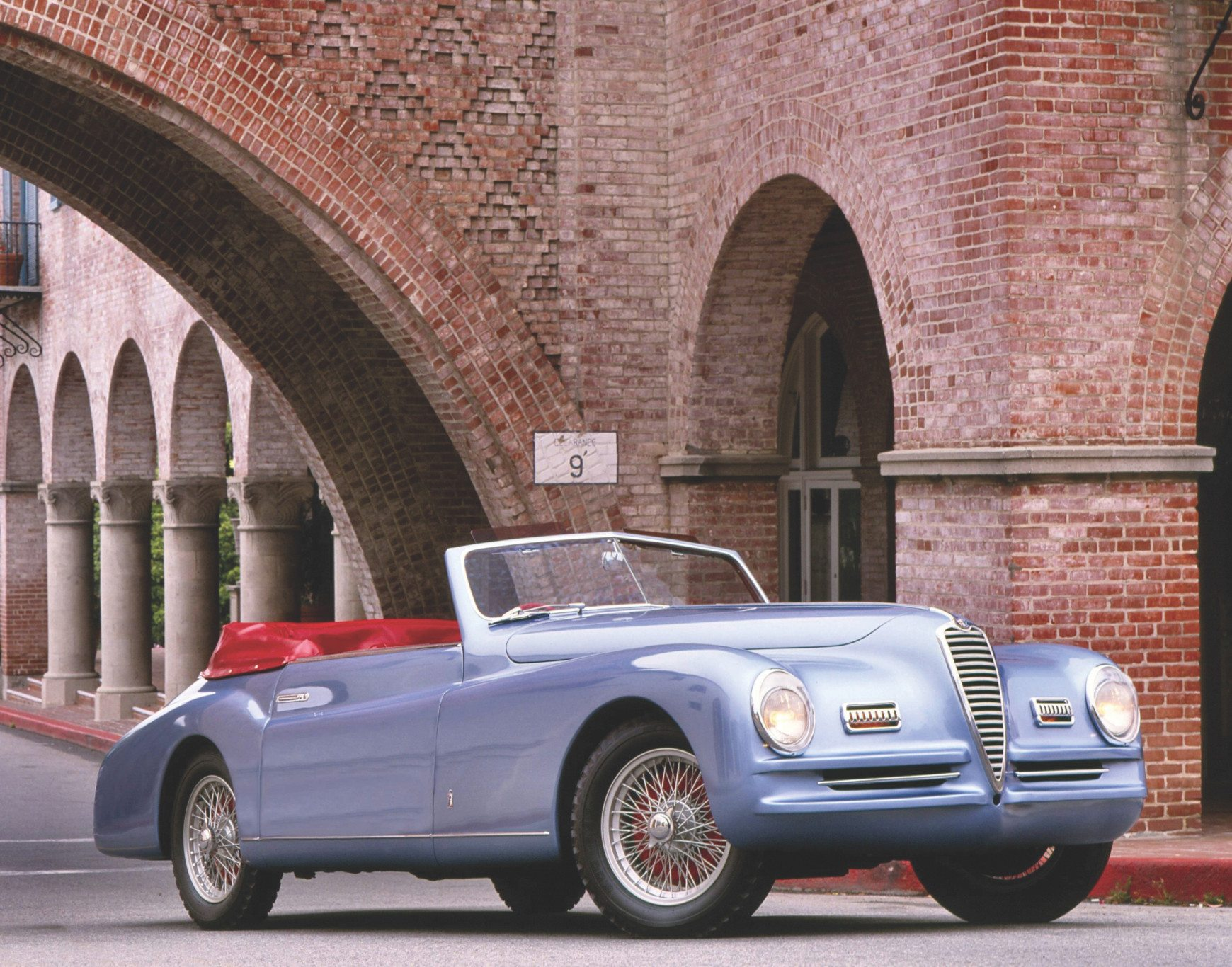 1947 Alfa Romeo 6C 2500 Sport