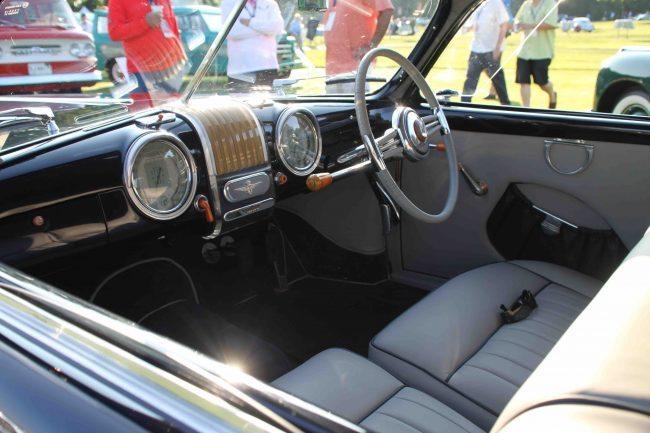 1948 Alfa 2 interior