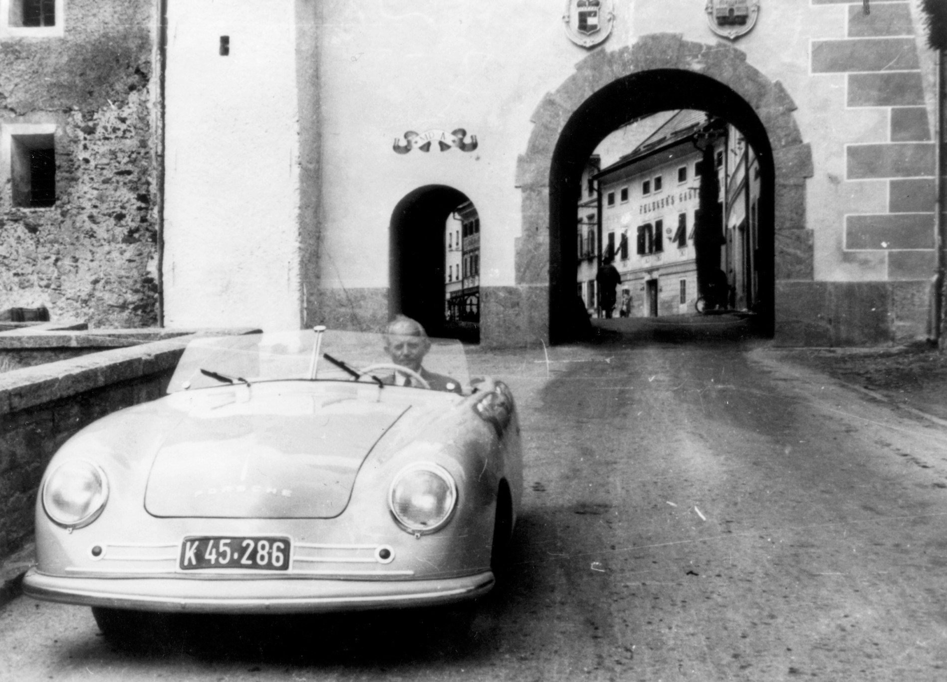 1948 First Porsche 356