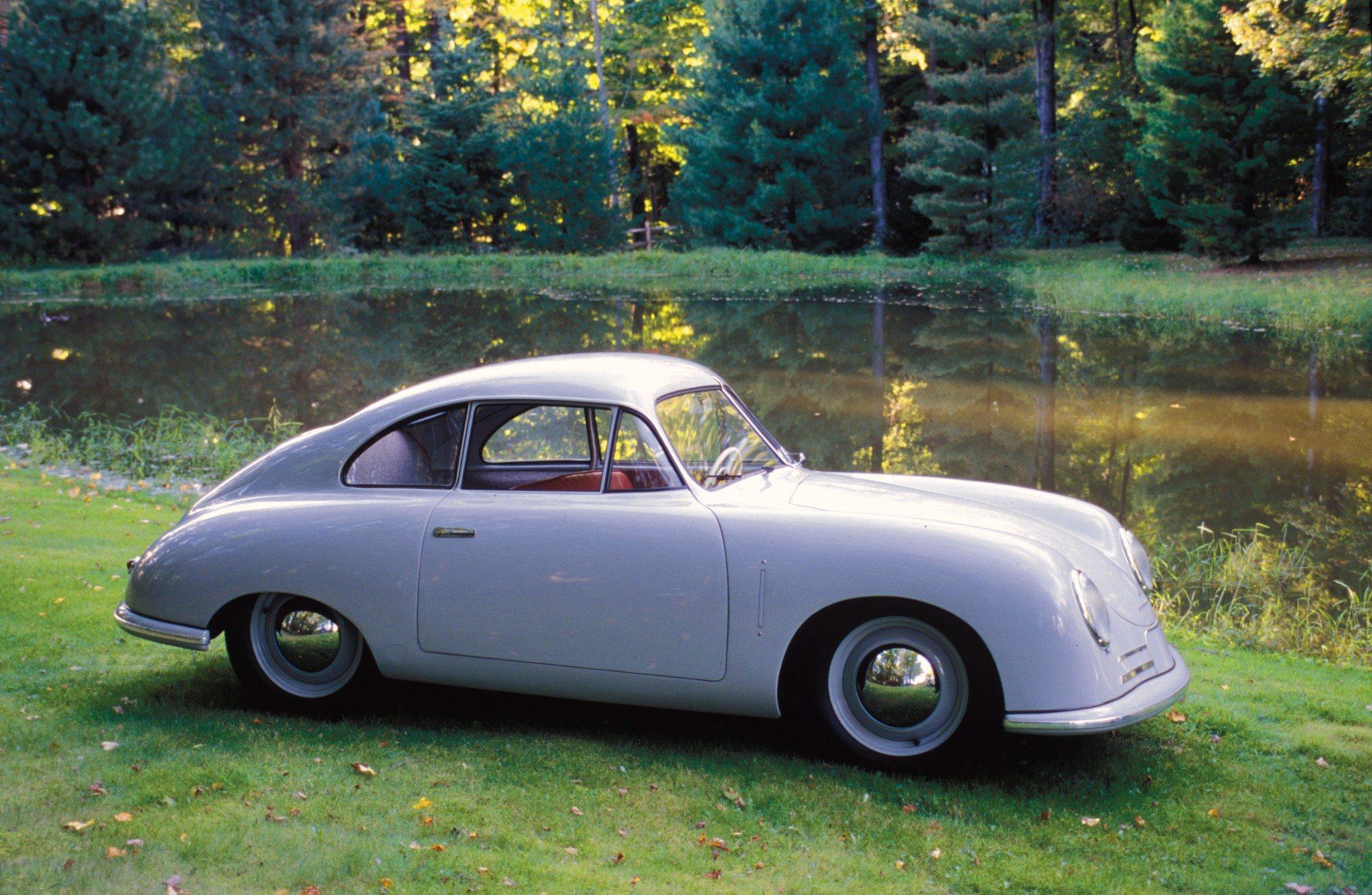 1948 Porsche 356 coupe