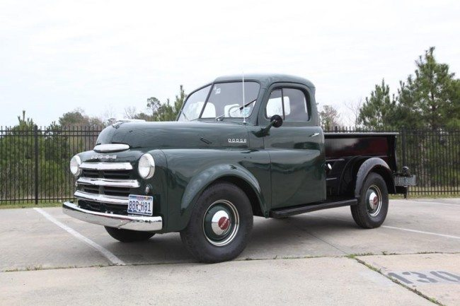 1949 Dodge pickup pic