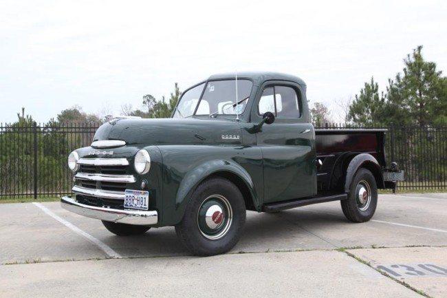 1949 Dodge pickup pic
