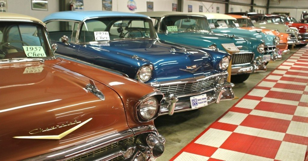 1951-57 Chevrolet