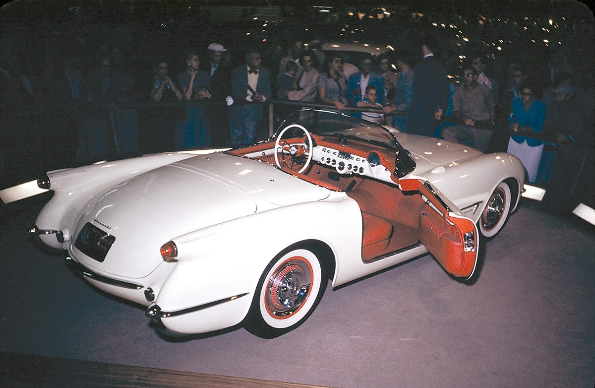 1953 Corvette Prototype GM Motorama
