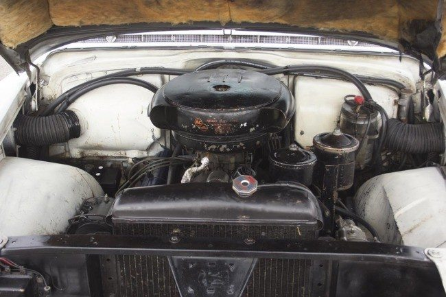 1954 Cadillac Series 62 Eldorado Convertible 331 V8 Engine Front