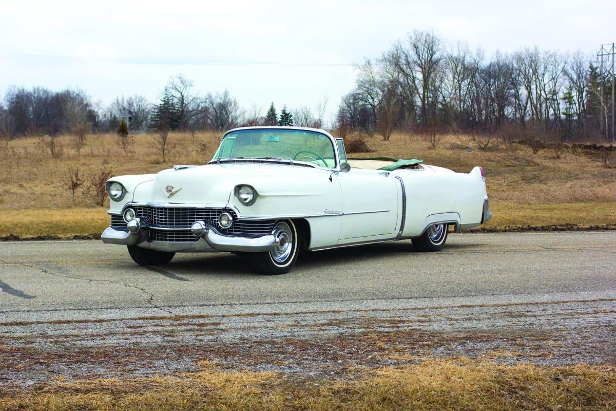 1954 Cadillac Series 62 Eldorado Convertible