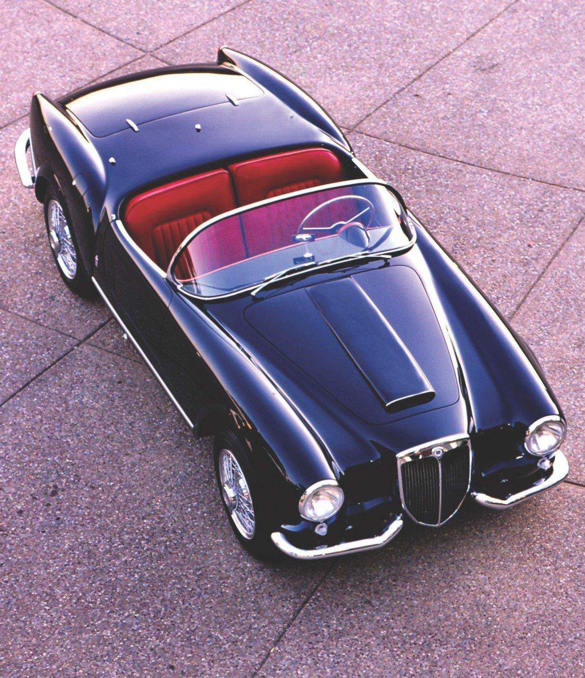 1954 Lancia B24S Spider